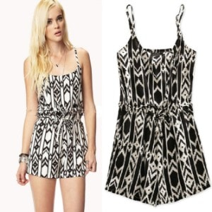 Fashion Rompers